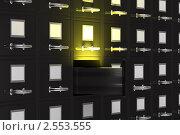 Купить «Шкаф для документов», иллюстрация № 2553555 (c) Ильин Сергей / Фотобанк Лори