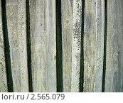 Стена из досок. Стоковое фото, фотограф Скляров Игорь Сергеевич / Фотобанк Лори
