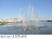 Фонтан (2009 год). Редакционное фото, фотограф Еременко Наталья / Фотобанк Лори