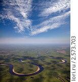 Купить «Река в Западной Сибири летом», фото № 2573703, снято 1 июня 2011 г. (c) Владимир Мельников / Фотобанк Лори