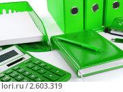 Купить «Зеленый бизнес-натюрморт как концепт экологичного бизнеса», фото № 2603319, снято 15 мая 2011 г. (c) Антон Стариков / Фотобанк Лори