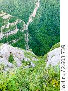 Горы. Шушинский район. Нагорный Карабах. Стоковое фото, фотограф E. O. / Фотобанк Лори