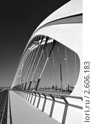 Купить «Новый мост. Братислава. Словакия», фото № 2606183, снято 7 мая 2011 г. (c) Арестов Андрей Павлович / Фотобанк Лори