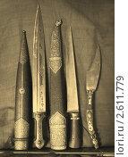 Древние кинжалы. Стоковое фото, фотограф Alex Star / Фотобанк Лори