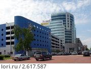 Купить «Калининград. Бизнес-центр», эксклюзивное фото № 2617587, снято 19 мая 2011 г. (c) Svet / Фотобанк Лори