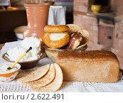 Купить «Деревенская выпечка», фото № 2622491, снято 10 июля 2010 г. (c) Яков Филимонов / Фотобанк Лори