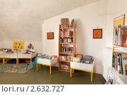 Купить «Интерьер деревенской библиотеки. Франция.», фото № 2632727, снято 12 июня 2011 г. (c) Михаил Иванов / Фотобанк Лори