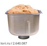 Купить «Домашний хлеб», фото № 2640087, снято 14 апреля 2011 г. (c) Кропотов Лев / Фотобанк Лори