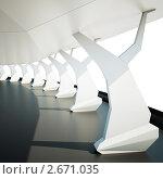 Купить «Архитектурный фон», иллюстрация № 2671035 (c) Юрий Бельмесов / Фотобанк Лори