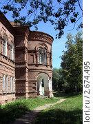 Купить «Старинный замок», фото № 2674495, снято 11 июля 2011 г. (c) Мариэлла Зинченко / Фотобанк Лори