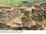 Купить «Руины Танаиса», фото № 2675271, снято 14 мая 2011 г. (c) Борис Панасюк / Фотобанк Лори