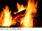 Огонь, угли. Стоковое фото, фотограф Константин / Фотобанк Лори