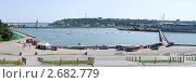 Купить «Чебоксарский залив», фото № 2682779, снято 16 августа 2018 г. (c) Рыжов Андрей / Фотобанк Лори