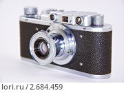 Фотоаппарат (2011 год). Редакционное фото, фотограф Андрей Гугин / Фотобанк Лори