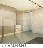 Купить «Пустой интерьер», иллюстрация № 2684995 (c) Юрий Бельмесов / Фотобанк Лори