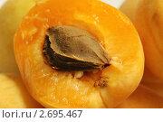 Абрикосы свежие. Стоковое фото, фотограф Клыкова Инна / Фотобанк Лори
