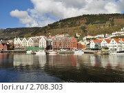 Норвегия, Берген (2010 год). Стоковое фото, фотограф Александра Калмыкова / Фотобанк Лори
