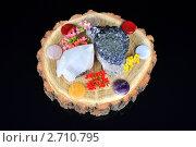 Древо Жизни, семь Чакры, каменные цветы, солнце цветы. Стоковое фото, фотограф Владимир Доковски / Фотобанк Лори