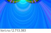 Абстракция на синем фоне. Стоковая анимация, видеограф Valeriu Panfilov / Фотобанк Лори