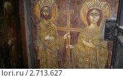 Фрески церкви св. Параскевы (2011 год). Стоковое фото, фотограф Радовский Юлий Юрьевич / Фотобанк Лори