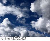 Облака. Стоковое фото, фотограф Сергей Емельянов / Фотобанк Лори