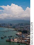 Купить «Г. Санья, остров Хайнань», фото № 2723279, снято 5 августа 2011 г. (c) Алексей Щукин / Фотобанк Лори