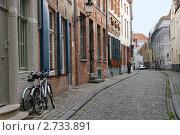 Купить «Брюгге. Улицы старого города», эксклюзивное фото № 2733891, снято 22 июля 2011 г. (c) Илюхина Наталья / Фотобанк Лори