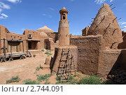 Сарай-Бату. Фрагмент трущоб (2011 год). Редакционное фото, фотограф Дмитрий Куш / Фотобанк Лори