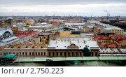 Питерские Крыши (2011 год). Стоковое фото, фотограф Мастепанов Иван / Фотобанк Лори