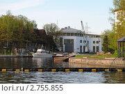 Гавань на водохранилище (2011 год). Редакционное фото, фотограф Стрельникова Татьяна / Фотобанк Лори