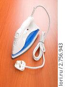 Купить «Современный утюг», фото № 2756943, снято 22 июля 2010 г. (c) Elnur / Фотобанк Лори