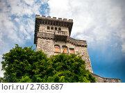 Купить «Башня на горе Ахун, Сочи», фото № 2763687, снято 21 июля 2010 г. (c) Алексей / Фотобанк Лори