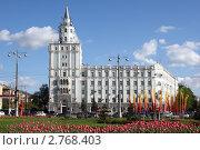 Купить «Здание ГУВД в Перми», фото № 2768403, снято 24 мая 2011 г. (c) Анатолий Косолапов / Фотобанк Лори