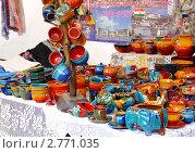 Купить «Венгерская керамика», фото № 2771035, снято 24 июля 2011 г. (c) Илюхина Наталья / Фотобанк Лори