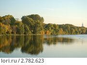 Большой Садовый пруд. Стоковое фото, фотограф Лиля Сайко / Фотобанк Лори