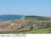 Купить «Крым. Вид с горы Узун-Сырт», фото № 2785015, снято 31 июля 2011 г. (c) Григорий Стоякин / Фотобанк Лори