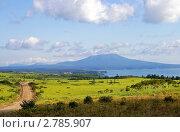 Купить «Остров Кунашир ( южная часть), Курилы», фото № 2785907, снято 16 января 2006 г. (c) RedTC / Фотобанк Лори