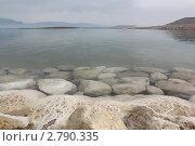 Мертвое море. Стоковое фото, фотограф Фионова Галина / Фотобанк Лори