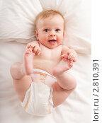 Купить «Малыш», фото № 2810391, снято 15 июня 2010 г. (c) Гладских Татьяна / Фотобанк Лори