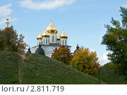 Купить «Кремль в Подмосковном Дмитрове», фото № 2811719, снято 19 сентября 2011 г. (c) Галина Баконина / Фотобанк Лори