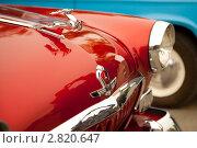 """ГАЗ 21 """"Волга"""" (2011 год). Редакционное фото, фотограф Aleksandr Chernukhin / Фотобанк Лори"""