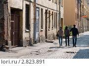 Купить «Виды Санкт-Петербурга. Улица Репина», эксклюзивное фото № 2823891, снято 25 августа 2011 г. (c) Александр Алексеев / Фотобанк Лори