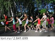 Купить «В детском оздоровительном лагере», эксклюзивное фото № 2841699, снято 16 августа 2011 г. (c) Free Wind / Фотобанк Лори