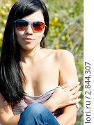 Купить «Девушка», фото № 2844307, снято 4 сентября 2011 г. (c) Хайрятдинов Ринат / Фотобанк Лори