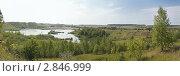 Купить «Карьер Рязанской области», фото № 2846999, снято 15 августа 2018 г. (c) Руслан Якубов / Фотобанк Лори