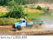 Купить «Автокросс (Реж, 2010)», фото № 2850439, снято 10 июля 2010 г. (c) Art Konovalov / Фотобанк Лори