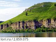 Окрестности города Миньяр, Челябинская область. Стоковое фото, фотограф Хайрятдинов Ринат / Фотобанк Лори