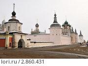 Ростовский кремль (2009 год). Редакционное фото, фотограф Денис Ларкин / Фотобанк Лори