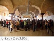 """Купить «Центр современного искусства """"Винзавод""""», фото № 2863963, снято 30 августа 2009 г. (c) Losevsky Pavel / Фотобанк Лори"""