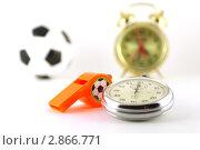 Купить «Время футбола», фото № 2866771, снято 14 марта 2011 г. (c) Сергей Девяткин / Фотобанк Лори